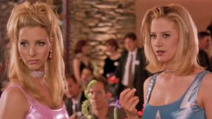 Роми и Мишель на встрече выпускников | Таня, что посмотреть?