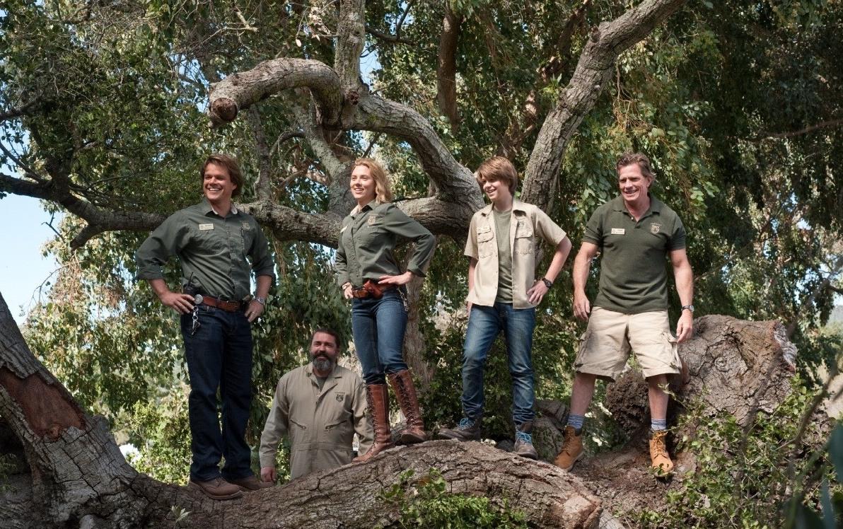 Семейное кино: «Мы купили зоопарк»