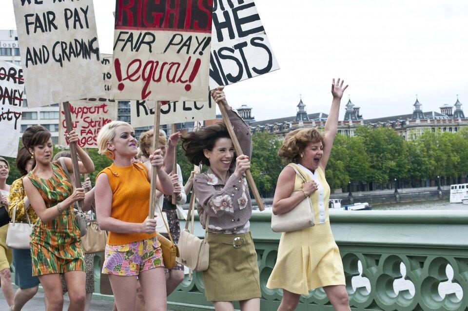«Женщины сверху?» — феминизм в кино