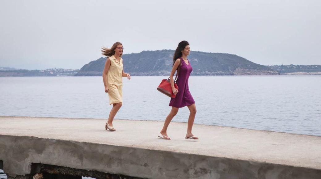 «Моя гениальная подруга» — итальянский сериал, снятый по мировому бестселлеру